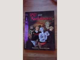 Fading Suns: Spies and Revolutionaries