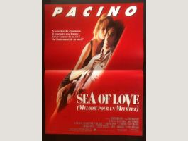 Affiche SEA OF LOVE Franz. Filmplakat
