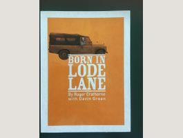 "Land Rover Buch ""Born in Lode Lane"""