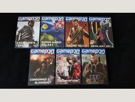 Diverse Gamepro DVD's Xbox, Playstation