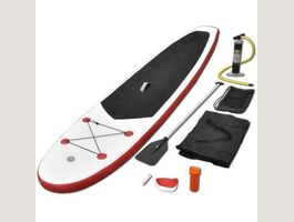 Stand Up Paddle SUP 300cm Rouge