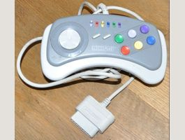 SNES Tecno Plus Turbo Controller