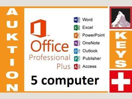 Office 2016 Professional Plus (5 PC)