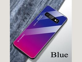 Glass Cases For Huawei Mate 20 Blau