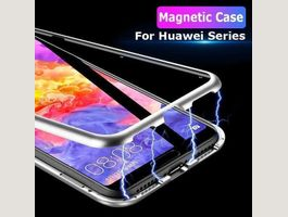 Magnetic Adsorption Case for Huawei Mate