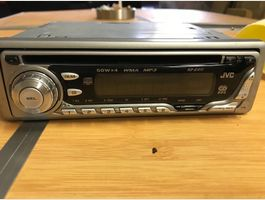 JVC Auto Radio CD/Aux