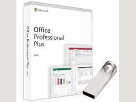 Office 2019 Professional+ auf USB Stick