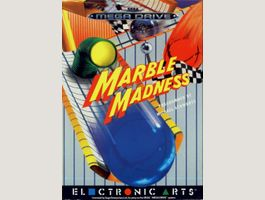 Marble Madness OVP