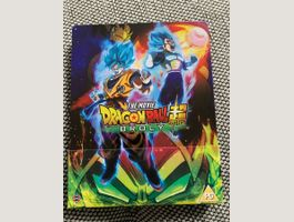 DVD Dragonball Super Broly The Movie