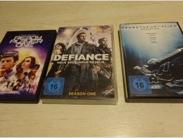 9 DVD Alien Prometheus 1 Staffel Defianc