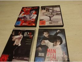 22 Filme :Bruce Lee Thai Chi Ip Man DVD