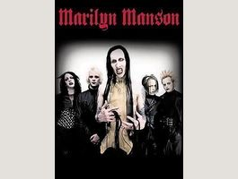 Marilyn Manson Poster Group