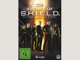 Marvel - Agents of the S.H,I.E.L.D. Stf1