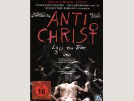 """DVD """"Antichrist"""", 2 Disc Special Edition"""