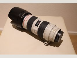 Canon EF 70-200 f2.8 L IS - ab CHF 1.00