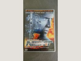 Next & Hell or High Water DVD