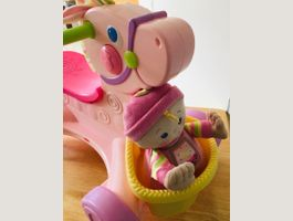 ° Poney trotteur musical Fisher-Price °