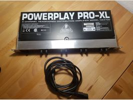 Behringer Powerplay Pro-XL