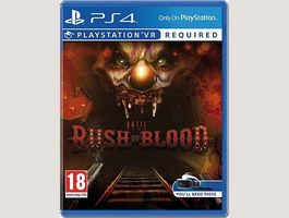 Until Dawn - Rush of Blood PS4