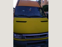 iveco daily kasten