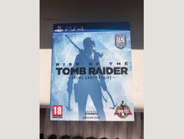 Rise of Tomb Raider, PS4
