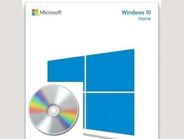 Windows 10 Home auf einer bootable DVD