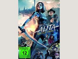 Alita: Battle Angel DVD Neuheit 2019