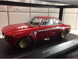 Alfa Romeo GTA 1300 Junior 1971 1/18