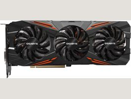 Gigabyte GeForce GTX1070Ti OC-8GB ab 1.-