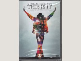 Michael Jackson's This Is It (DVD, PAL)