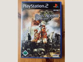 Soul Nomad & The World Eaters PS2 PAL