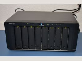 Synology DS-1813+  inkl. 8 WD-Red 3 TB