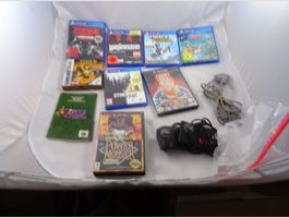 Ps4 Gamecube Gameboy Sega Lot