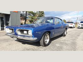 PLYMOUTH BARRACUDA S 273