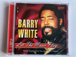 Barry White CD - Let The Music Play