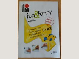 fun&fancy Malfolien für Windowcolor