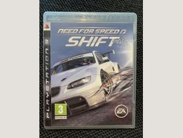 Playstation 3 Game Need for Speed Shift