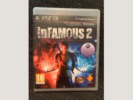 Playstation 3 Game  in Famous 2