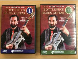 Learn To Play: Bottleneck Blues Guitar