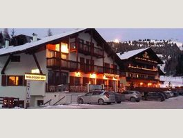 Trentino 4 Tg. 3* Hotel Grizzly Halbpens