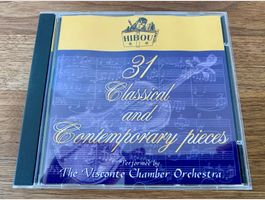31 Classical and Contemp. Pieces