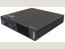 Lenovo ThinkCentre M93p tiny, mit DVDRW