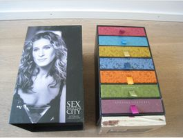 Sex and the City ultimate Collection DVD