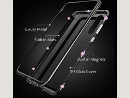 Huawei P30 Pro Metal Cover Case Hülle