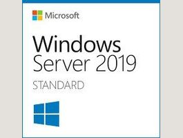Windows Server 2019 Standard; 64 Bit;