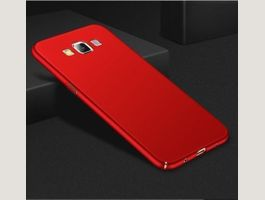 Huawei P20 lite Hülle Cover HardCase rot
