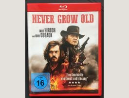 """NEVER CROW OLD"" - - - Blu-ray"