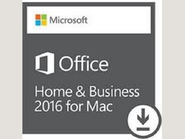 MICROSOFT OFFICE 2016 Home&Business MAC