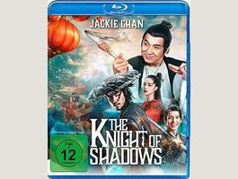 THE KNIGHT OF SHADOWS bluray neuwertig