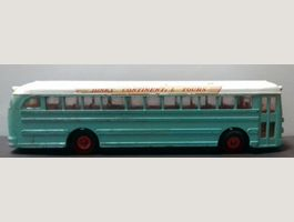 Dinky Supertoys Continental Tours Bus